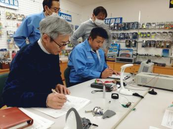 旭電機化成 回路勉強会