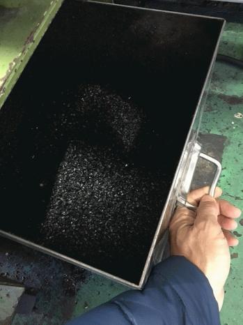 粉砕 再利用プラスチック